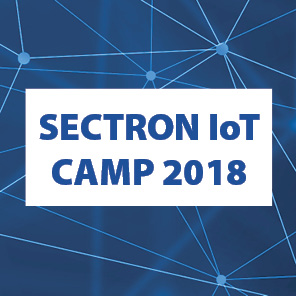 SECTRON IoT CAMP 2018